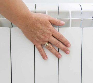 علت سرد بودن رادیاتور شوفاژ