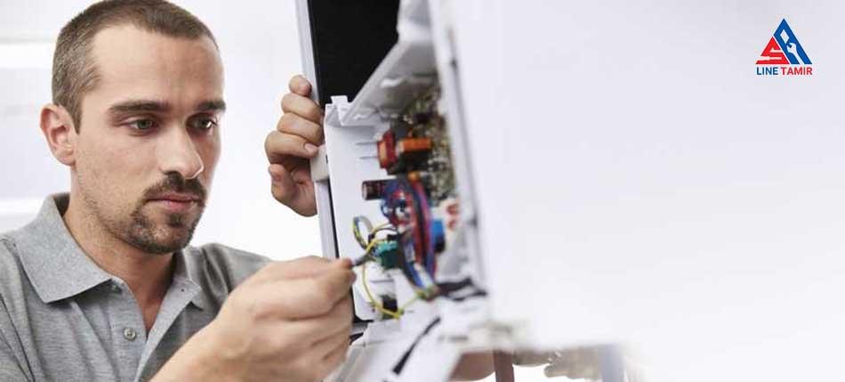 هزینه تعمیر پکیج ایران رادیاتور مدل l36ff چگونه برآورد می شود؟